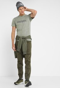 Black Diamond - NOTION PANTS - Bukse - sergeant - 1