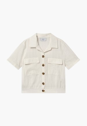DEE - Button-down blouse - snow