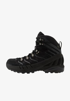 CYCLONE GTX - Hiking shoes - black/gray