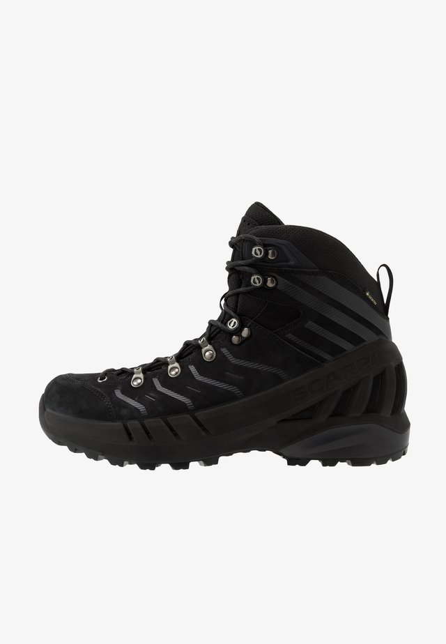 CYCLONE GTX - Scarpa da hiking - black/gray