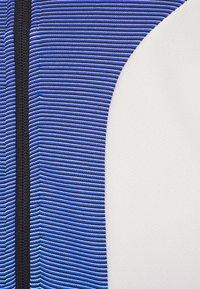 adidas Performance - COVER UP - Veste de survêtement - white/black - 4