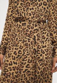 Banana Republic - ESSENTIAL DRESS  - Maxi dress - camel - 4