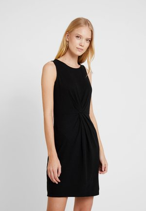 Shift dress - true black