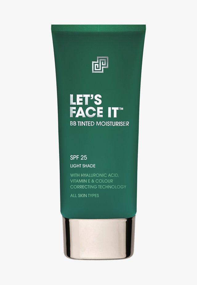 LET'S FACE IT - Tinted moisturiser - light