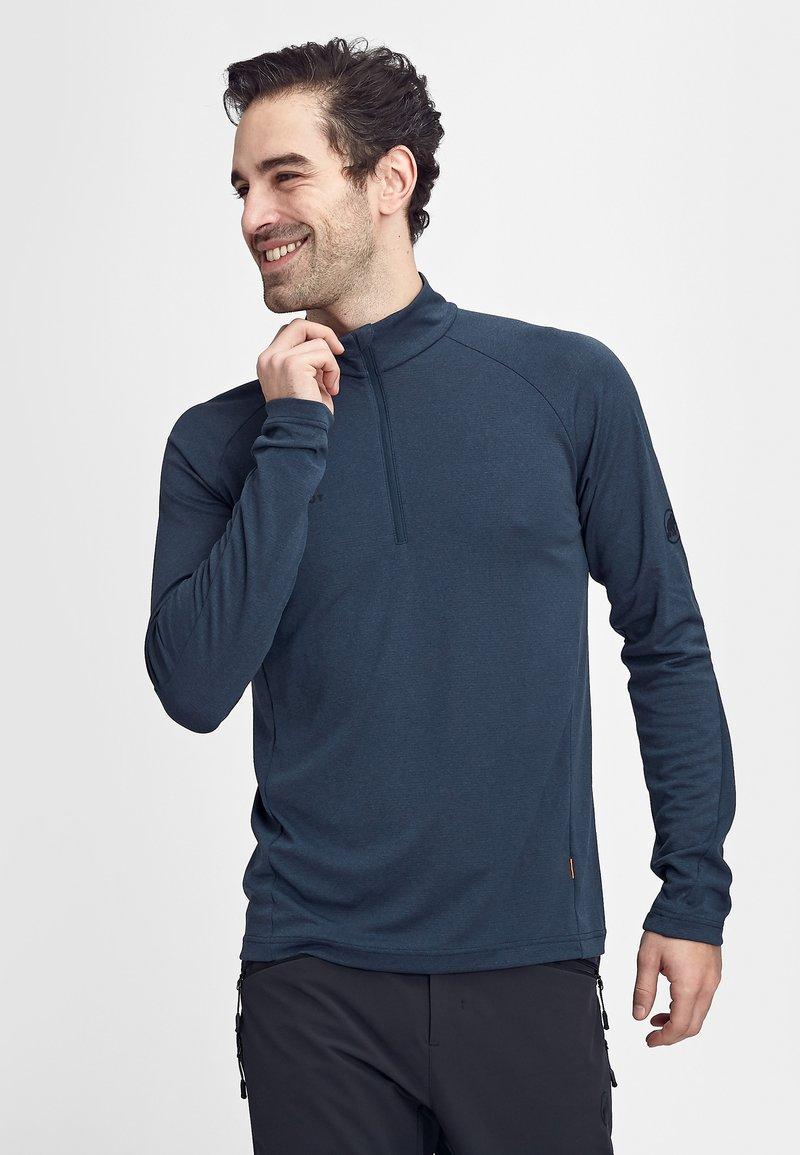 Mammut - AEGILITY  - Sports shirt - marine melange