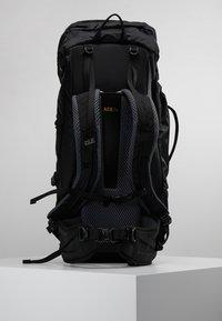 Jack Wolfskin - KALARI KING 56 PACK - Hiking rucksack - black - 5
