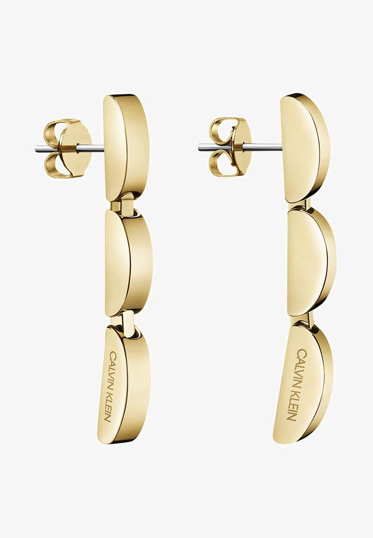 Calvin Klein - Earrings - gold-coloured