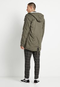 Only & Sons - ONSALEX TEDDY - Parka - olive night - 3
