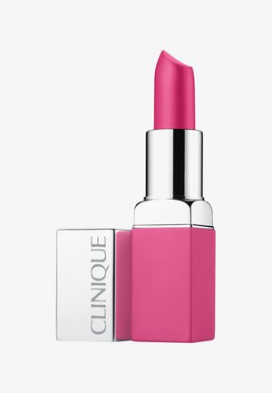 POP MATTE LIP COLOUR + PRIMER - Lipstick - 04 mod pop