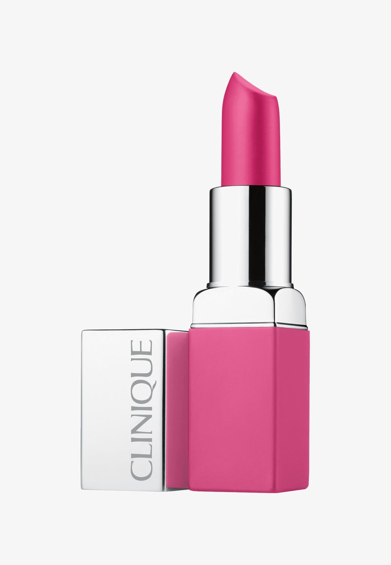 Clinique - POP MATTE LIP COLOUR + PRIMER - Lipstick - 04 mod pop