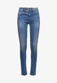Esprit - Slim fit jeans - blue light washed - 8