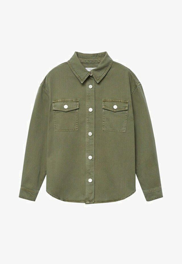 VEGAK - Overhemdblouse - khaki