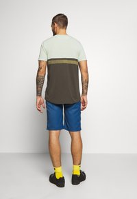 ION - BIKESHORTS SEEK - Sports shorts - ocean blue - 2