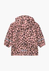 Lindex - SMALL KIDS - Vodotěsná bunda - pink - 1