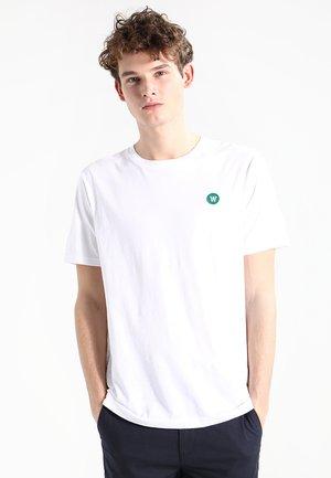 ACE - Basic T-shirt - white
