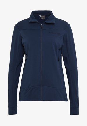 FALKETIND JACKET - Fleecejakke - indigo night