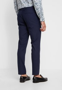 Isaac Dewhirst - FASHION STRUCTURE SUIT  - Costume - navy - 5