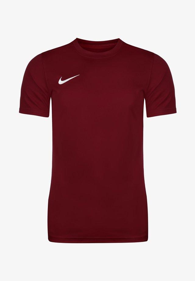 DRI-FIT PARK - T-shirt basique - team red / white