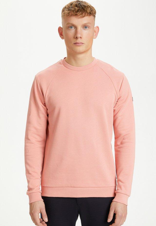 DRAKE - Sweater - dust pink