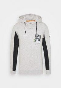 PALOMA - Hoodie - light grey melange