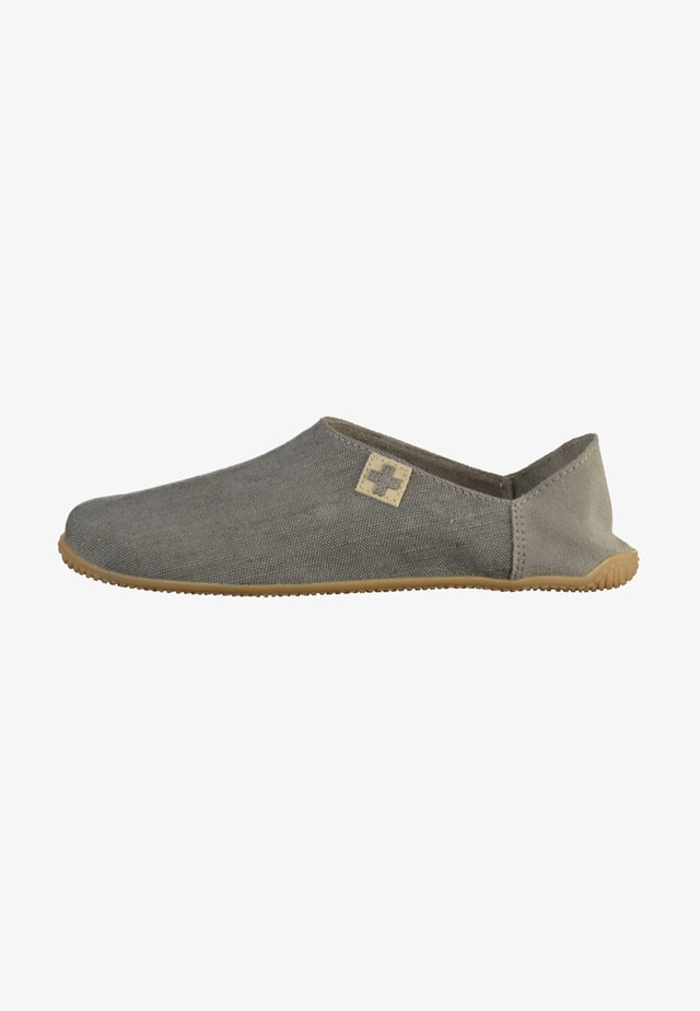 Pantoffels - steel grey