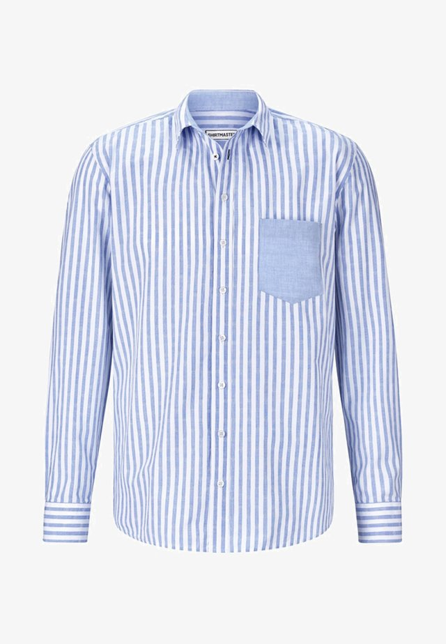 HELLO SAILOR - Shirt - light blue