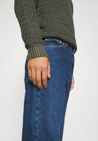 Jack & Jones - JJICHRIS JJORIGINAL - Straight leg jeans - blue denim - 3