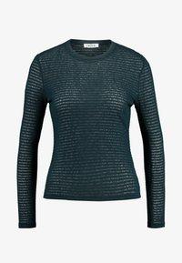 EDITED - JENNA LONGSLEEVE - Long sleeved top - dark green - 3