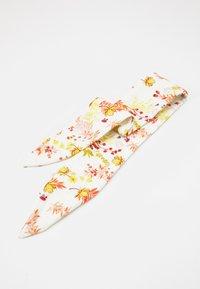 Müsli by GREEN COTTON - CALENDULA HEADBAND 2 PACK  - Hårstyling-accessories - cream - 1