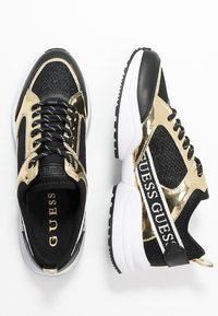 Guess - BREETA - Sneakers - gold - 3
