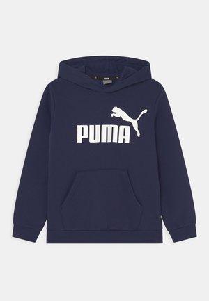 BIG LOGO HOODIE UNISEX - Sweatshirt - peacoat