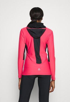 HOODY NINA - Sportshirt - rouge red