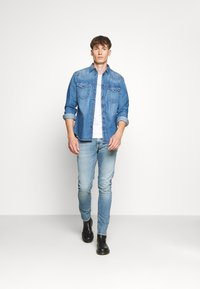 Pepe Jeans - NOAH - Shirt - blue denim - 1