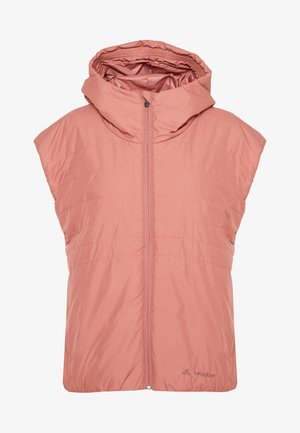 WOMENS MINEO CAPE II - Vesta - dusty rose