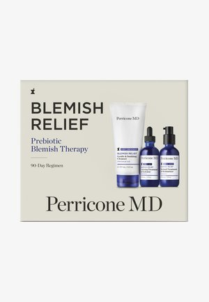 BLEMISH RELIEF 90 DAY REGIMEN - Skincare set - -