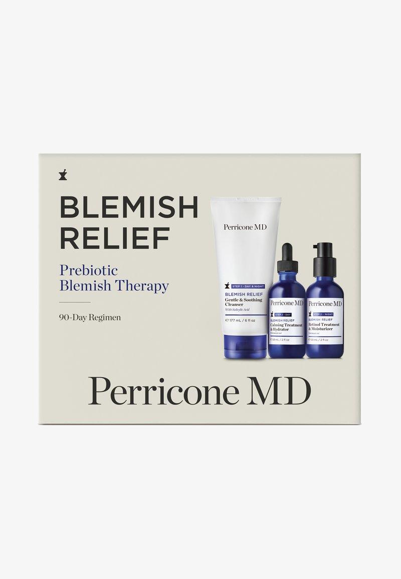 Perricone MD - BLEMISH RELIEF 90 DAY REGIMEN - Skincare set - -