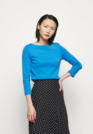 Long sleeved top - captain blue