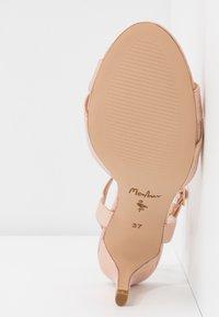 Menbur - Sandals - even rose - 6