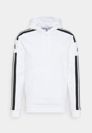 SQUAD - Bluza z kapturem - white