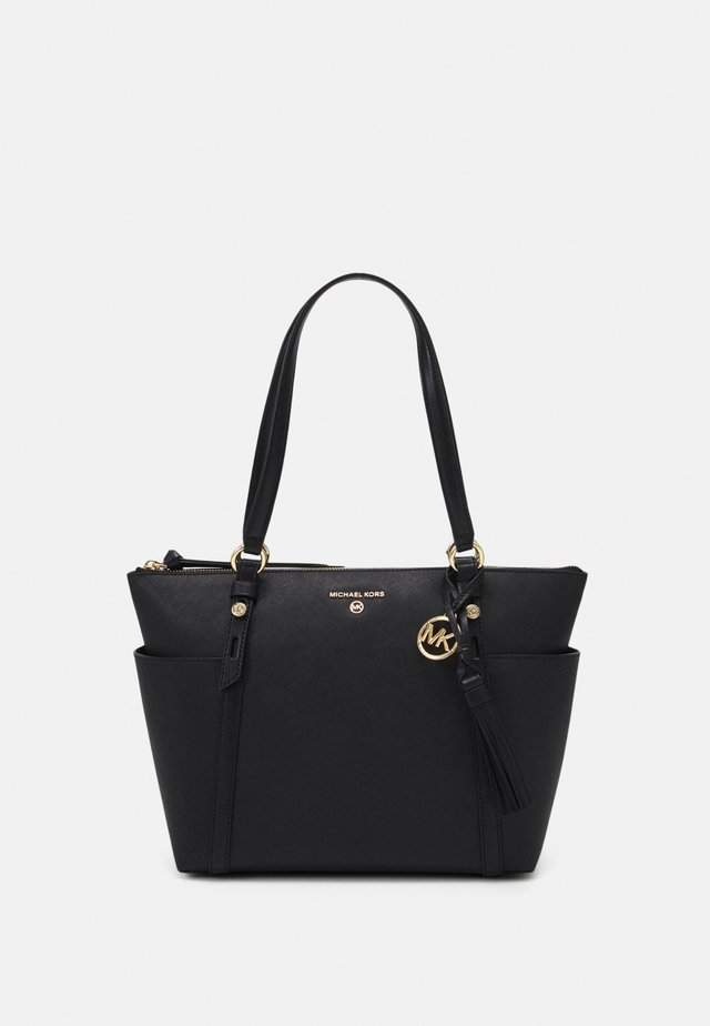 SULLIVAN  - Shopping Bag - black