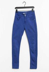 Topshop - Trousers - blue - 0