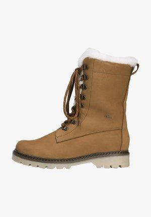 LUOTSI GORE-TEX - Snowboots  - tan