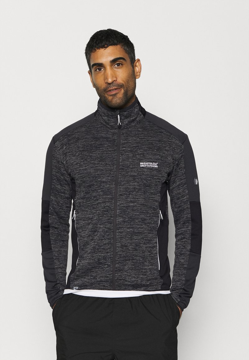 Regatta - COLADANE - Fleece jacket - ash