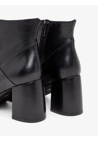 Bianco - BIADAY - Classic ankle boots - black - 4