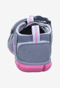 Keen - SEACAMP - Sandals - grey/rose - 2
