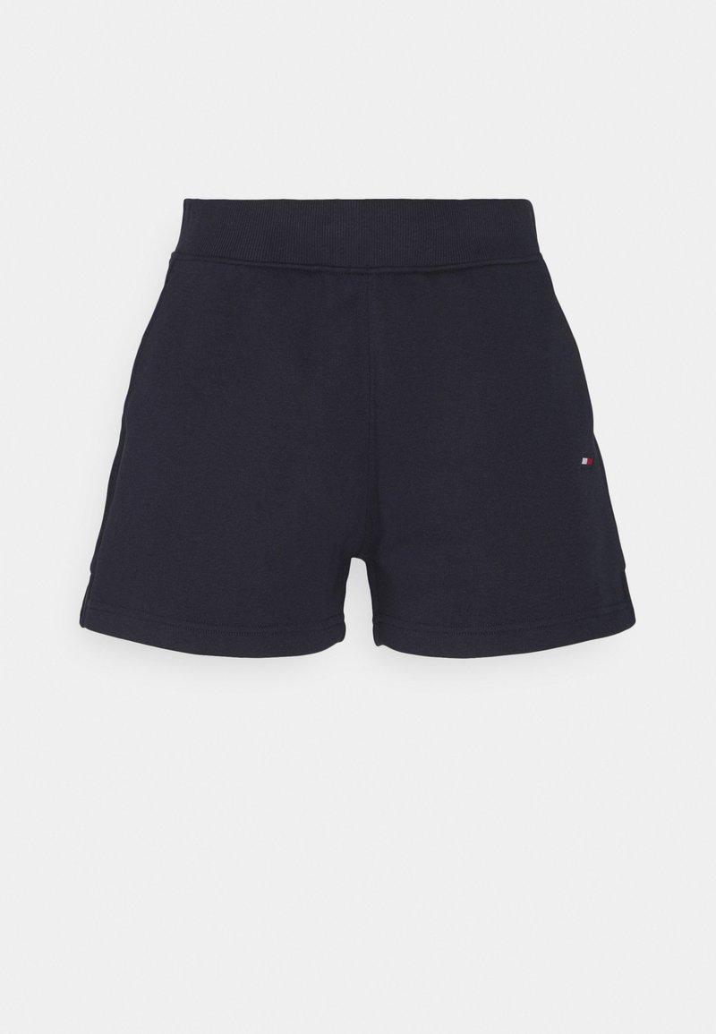 Tommy Hilfiger - REGULAR SHORT - Sports shorts - blue