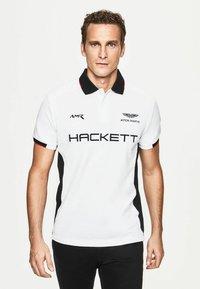 Hackett London - Polo - white - 0