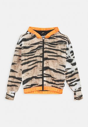 Training jacket - wild tiger