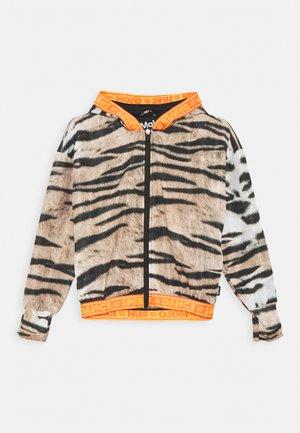 Sportovní bunda - wild tiger
