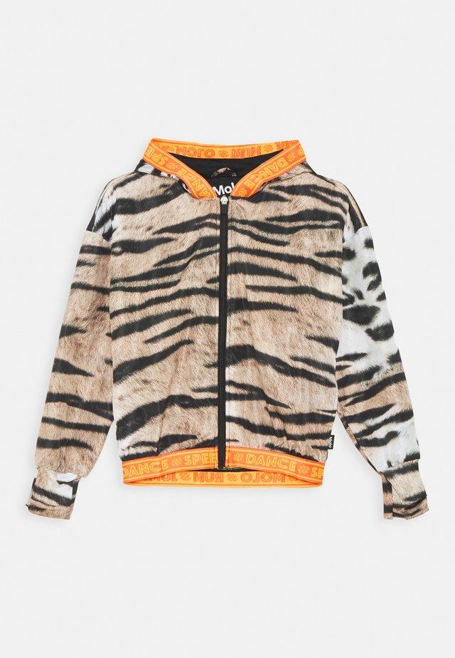 Trainingsvest - wild tiger